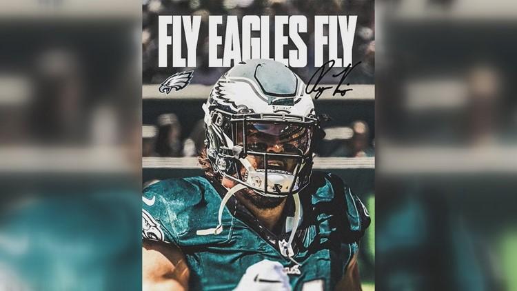 Eagles sign defensive end Ryan Kerrigan
