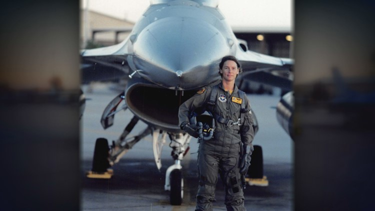 Veteran fighter pilot makes history as 1st woman to lead DC National Guard