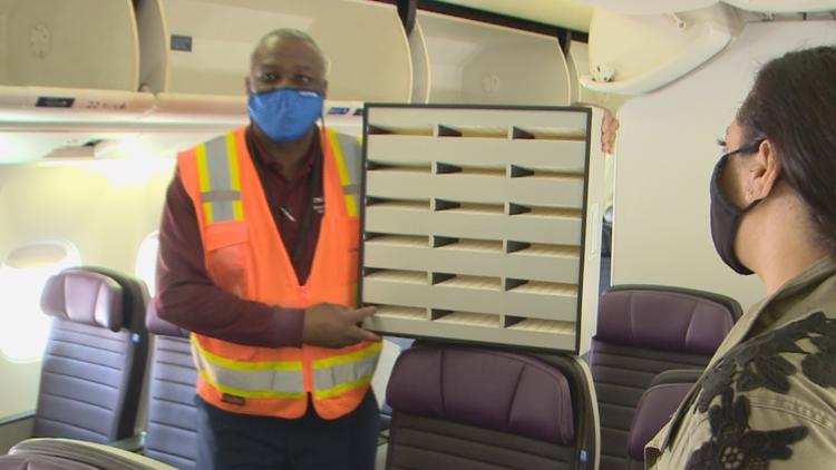 Here's what to expect when you travel via plane as the pandemic continues