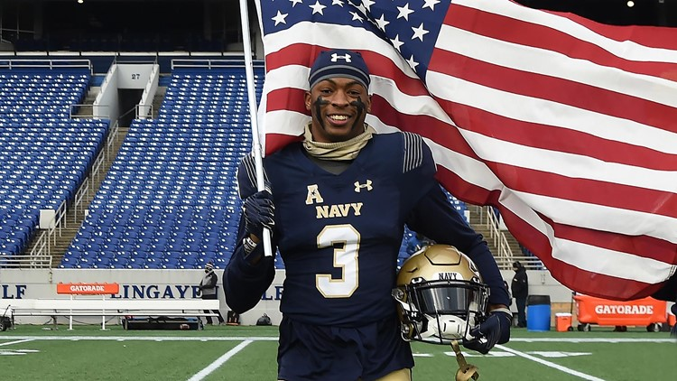 Navy denies undrafted rookie Cameron Kinley's request to delay commission to play in NFL
