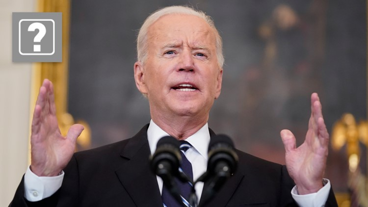 VERIFY: Is the debt rising under President Biden?