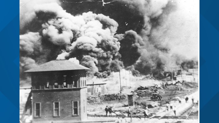 'Standing on the shoulders of  Giants' | Family reflects on race, riots and resilience 100 years after Tulsa Race Massacre