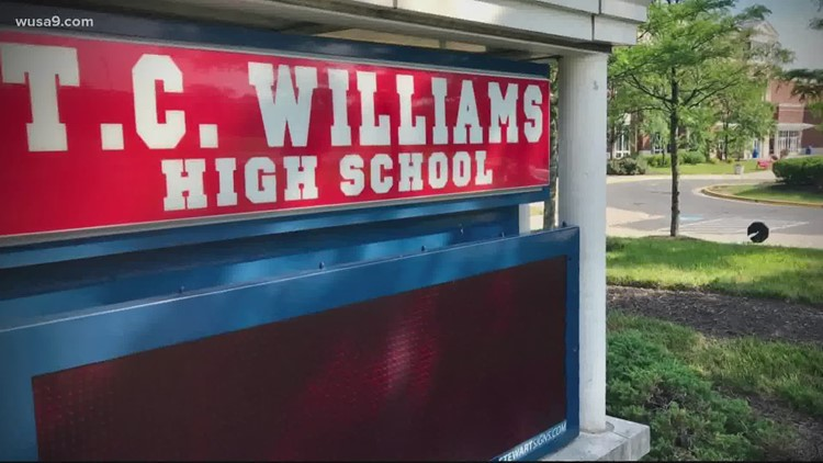 Made famous by 'Remember the Titans', T.C. Williams High School to get name change after unanimous school board vote