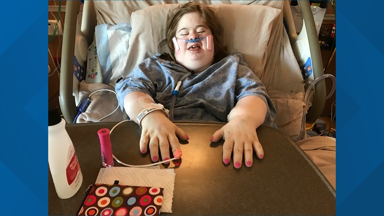Virginia Beach woman with Down Syndrome wins COVID battle, defies the odds