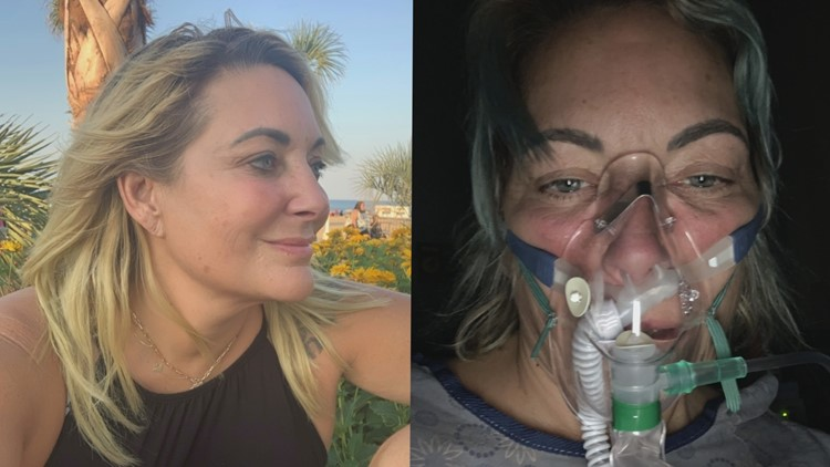 'I was so angry with myself' | Virginia woman pleads for people to get fully vaccinated against COVID-19