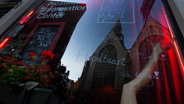 Louisiana lawmaker pushes to decriminalize prostitution