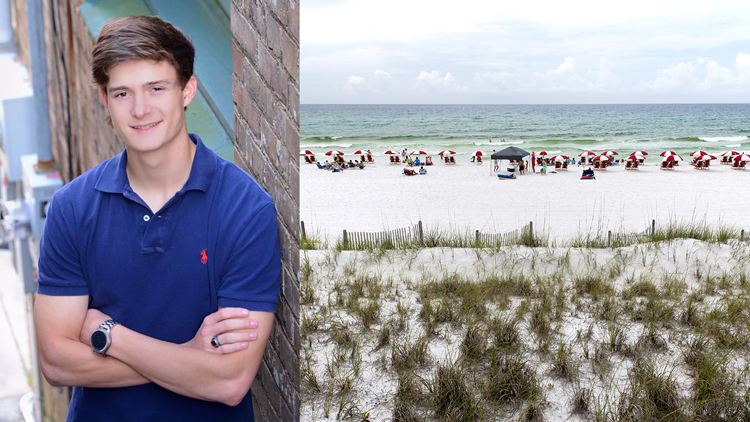 LSU student drowns trying to rescue boy from Florida rip current