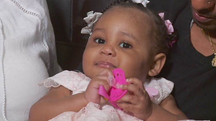 New Orleans baby survives COVID-19, liver transplant all before first birthday