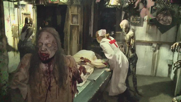 The ghost of haunted houses, The Mortuary, is alive again...barely