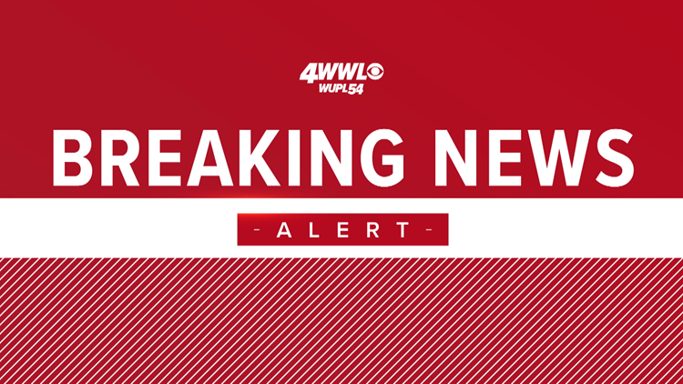 Large boat capsizes south of Grand Isle, rescue operations underway