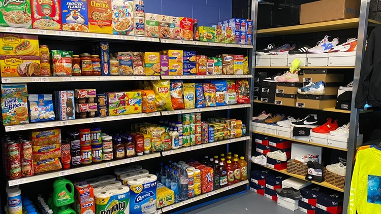 One-of-a-kind grocery store opened at Atlanta school