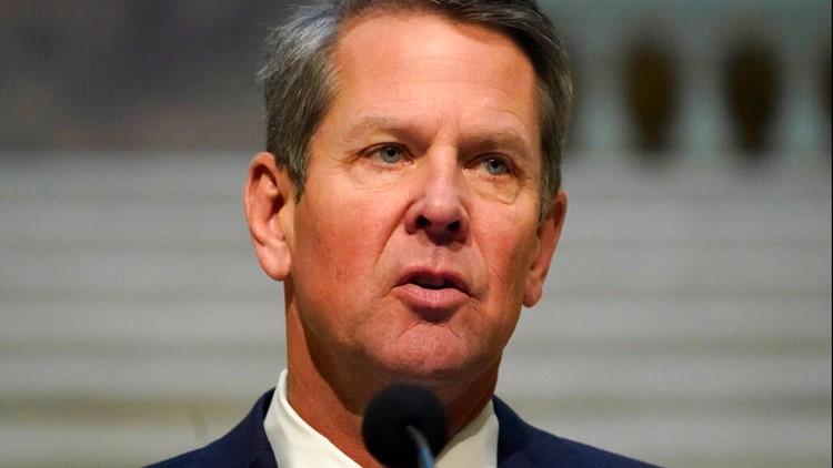 Gov. Brian Kemp announces $1,000 pay supplement for eligible public safety officials
