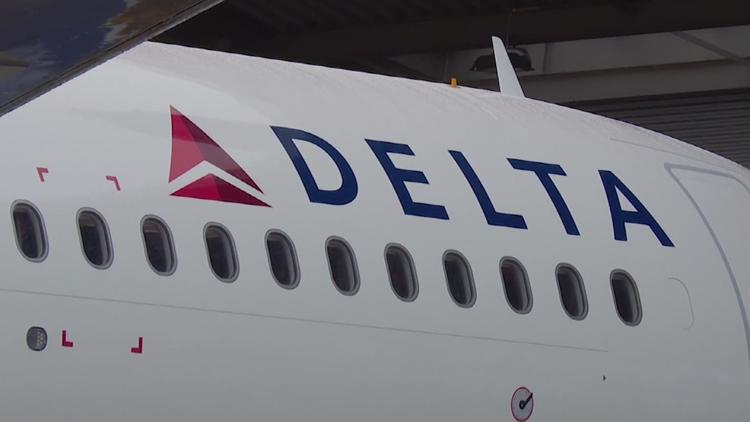 Delta says it will require new hires to be vaccinated for COVID-19