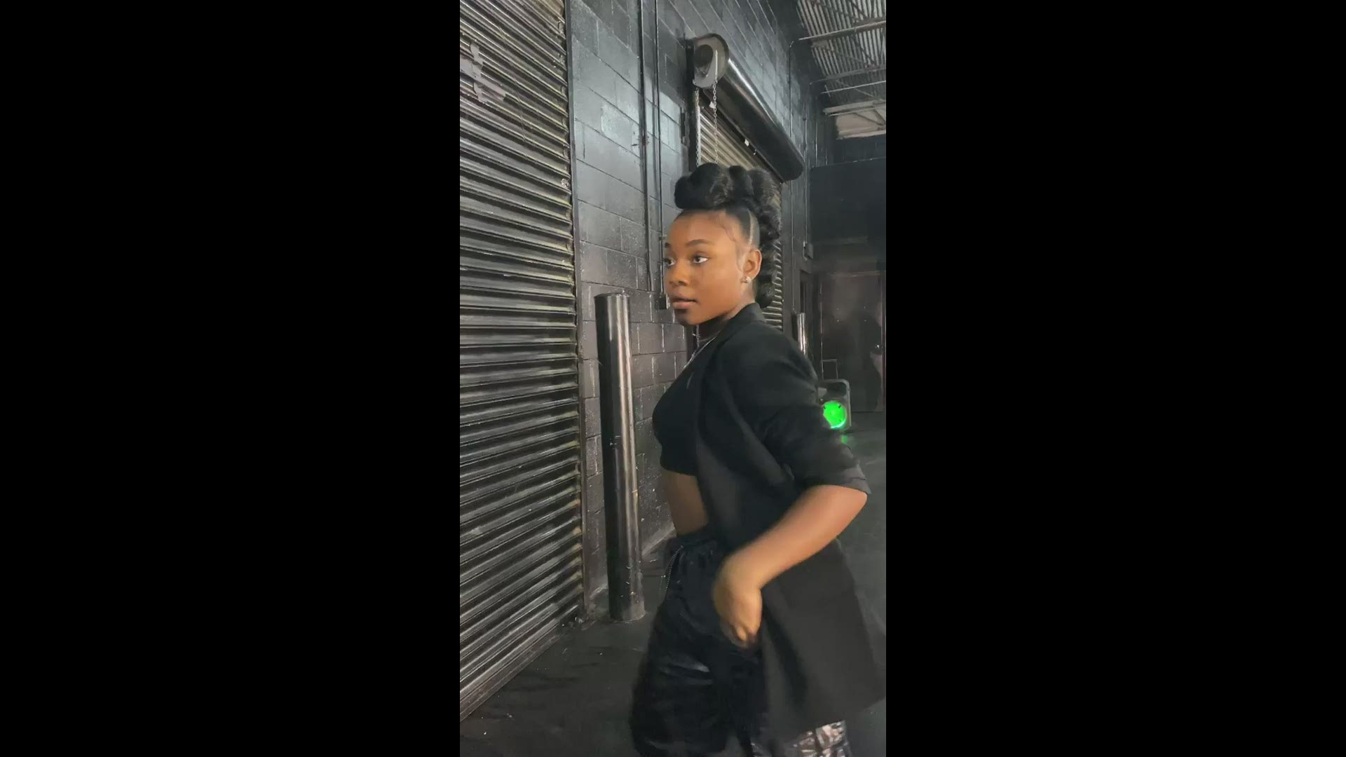 Teen featured on Janet Jackson's Instagram for dance ...