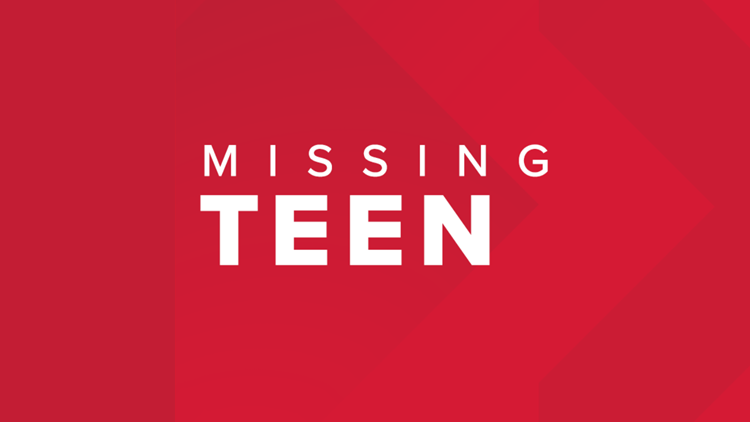 Search underway for missing teen in Athens