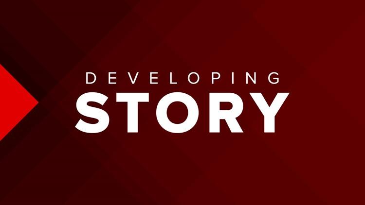 Homicide detectives on scene of death investigation near Lilburn