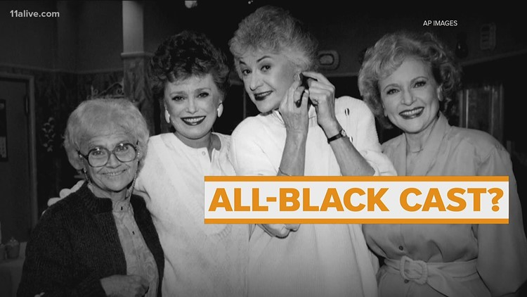 'Golden Girls' sitcom returning in Zoom special with all-Black female cast