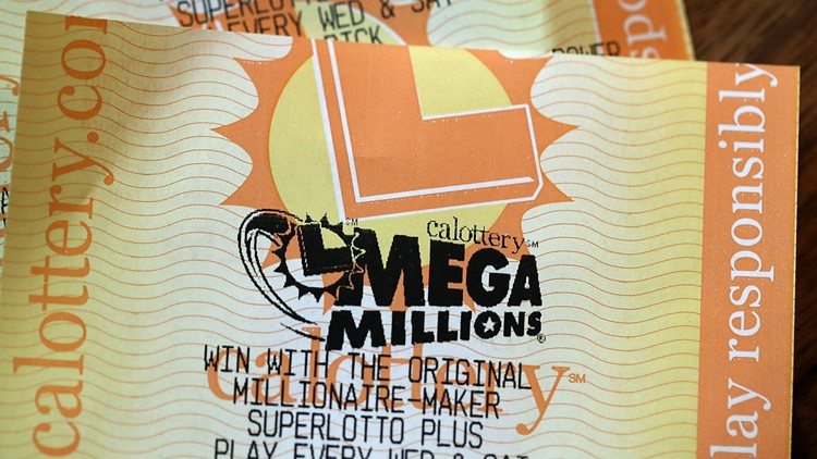 Mega Millions jackpot grows to $625M for tonight's drawing