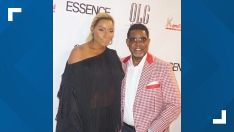Husband of former 'Real Housewives of Atlanta' star NeNe Leakes dies