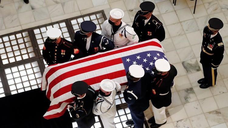 Rep. John Lewis honored at Georgia Capitol