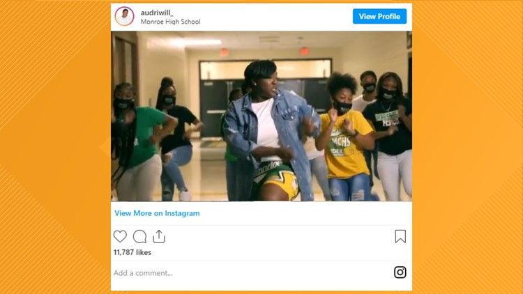 'What's Poppin?' Georgia teachers add cool to virtual learning with music video