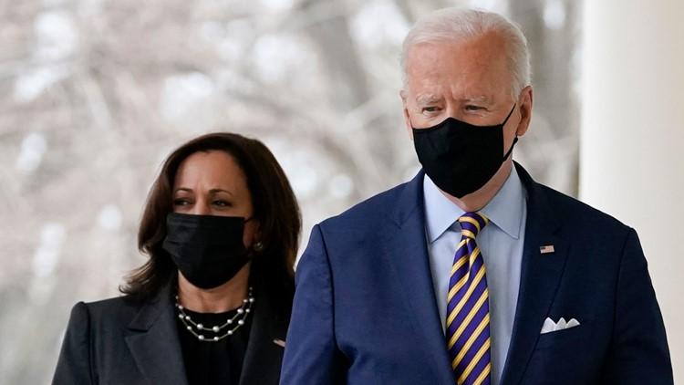 President Biden, VP Harris visit Atlanta