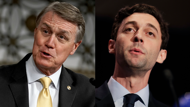David Perdue concedes Senate race to Jon Ossoff