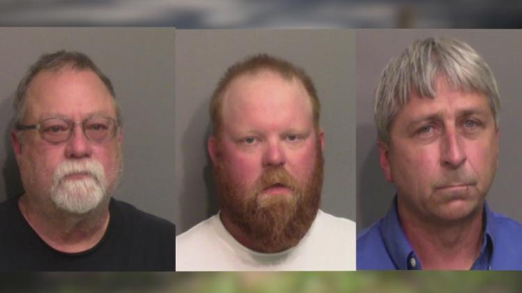 3 men charged with hate crimes in Ahmaud Arbery case