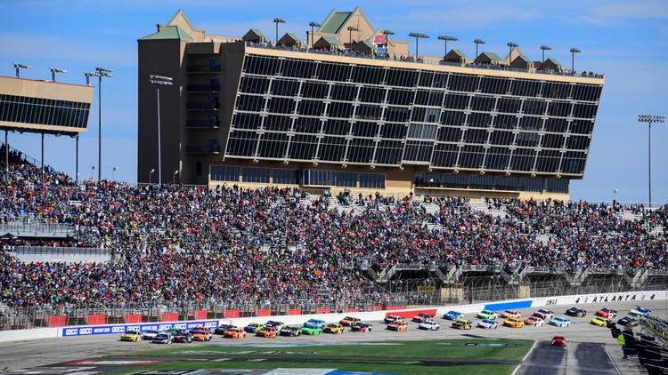 Atlanta Motor Speedway to host full-capacity NASCAR race in July