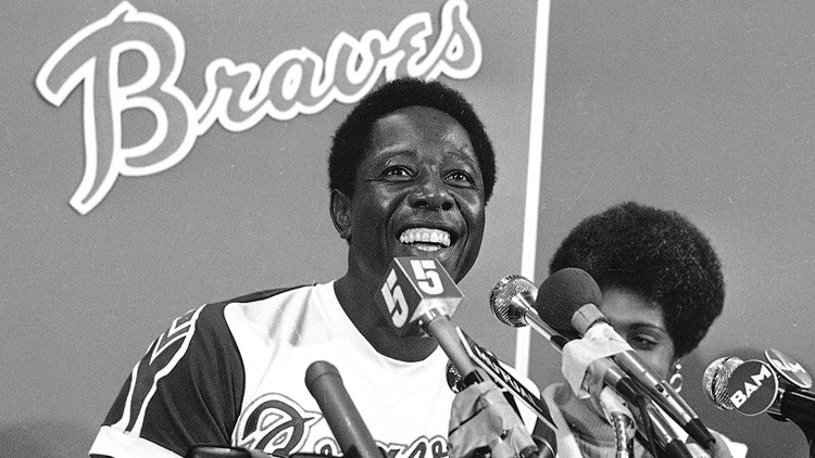 Hank Aaron's legacy beyond baseball: The role he played in civil rights
