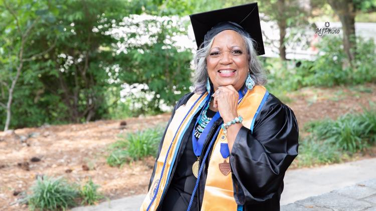 Can GA residents 62 and older attend college for free?
