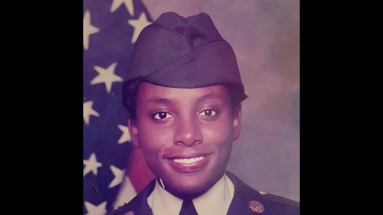 Salute to the Military Winner: Sharonda Grandberry