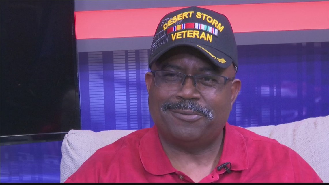 Salute to the Military winner: Frederick Moseley