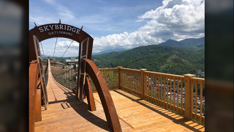 GATLINBURG SKYBRIDGE: What you need to know before you cross