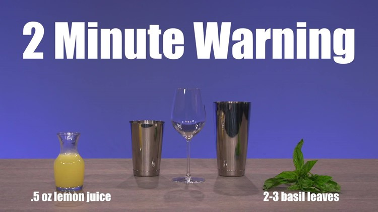 2-Minute Warning cocktail recipe