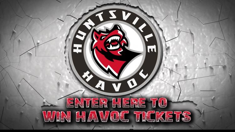Win free tickets to the Huntsville Havoc