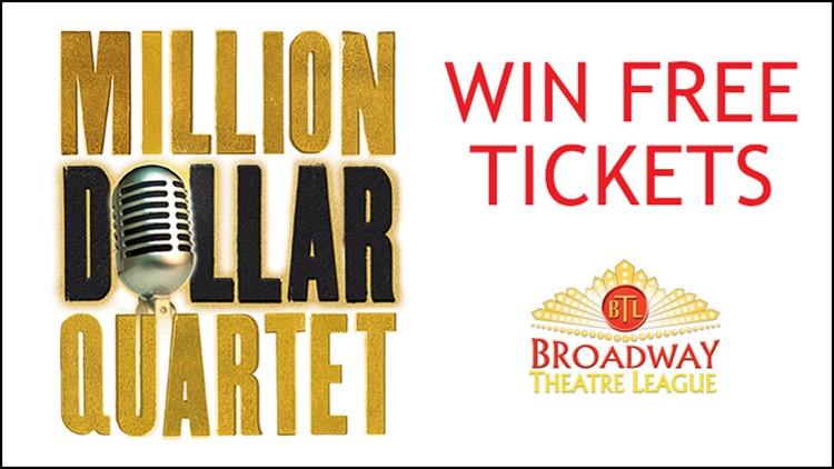 Win Your Way to Million Dollar Quartet