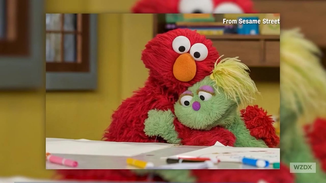 Sesame Street introduces new character