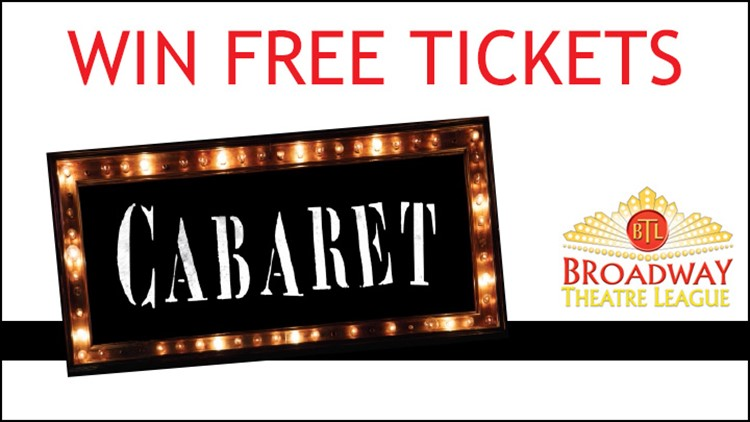 Enter to win tickets to Cabaret at the VBC