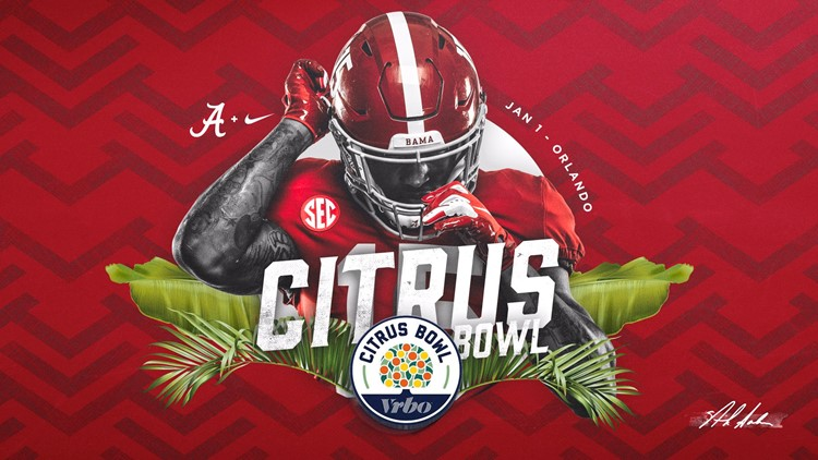 Alabama and Michigan to meet in 2020 VRBO Citrus Bowl | rocketcitynow.com