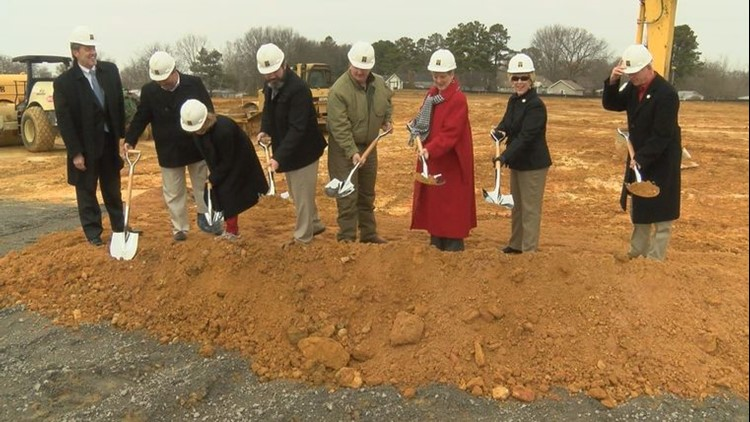 Albertville Breaks Ground On Multi-Million Dollar Retail Development