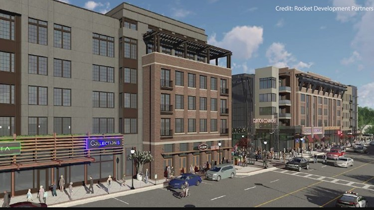 New development in downtown Huntsville