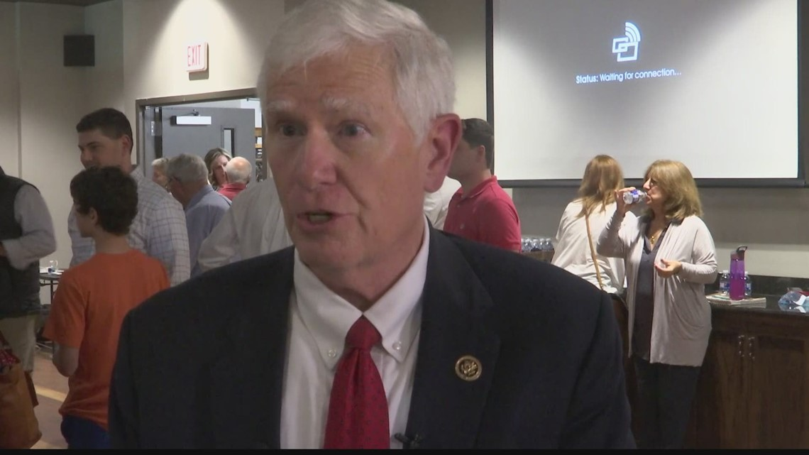 Rep. Mo Brooks announces candidacy for US Senate
