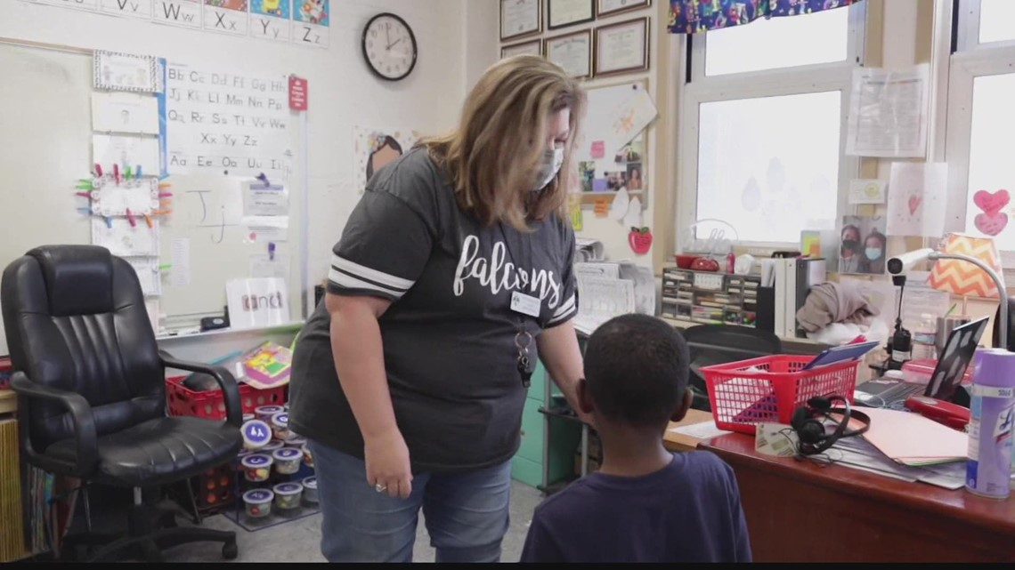 Mrs. Melodie Smith is the Valley's Top Teacher