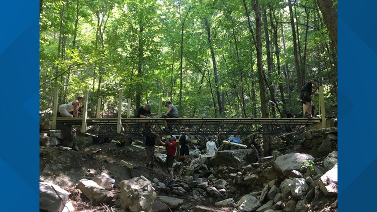 Land Trust awarded NEEF grant for trail restoration on Monte Sano