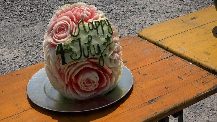 MidCity watermelon carving contest: there's still time to vote!