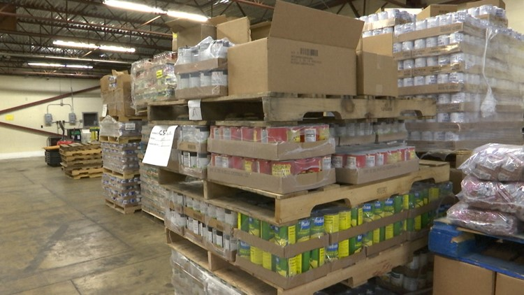 Behind the Scenes: Food Bank of North Alabama