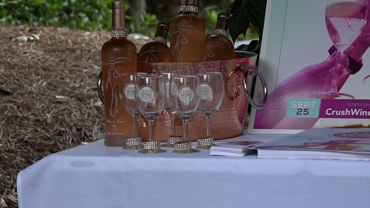 Crush Wine & Food Festival returns to Big Spring Park