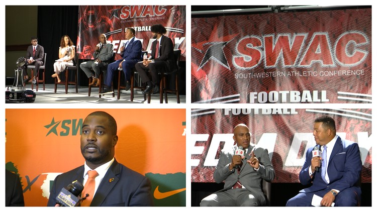 Alabama A&M is the favorite to win SWAC East; Aqeel Glass named Preseason Off. Player of the Year