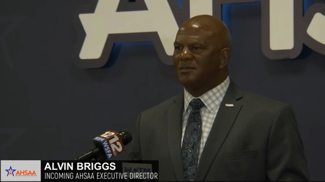 Central Board of Control selects Alvin Briggs as the new AHSAA Executive Director